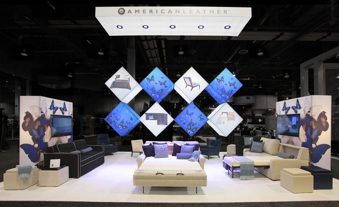 Exhibition Booth Furniture : Tips to better display your products in trade show
