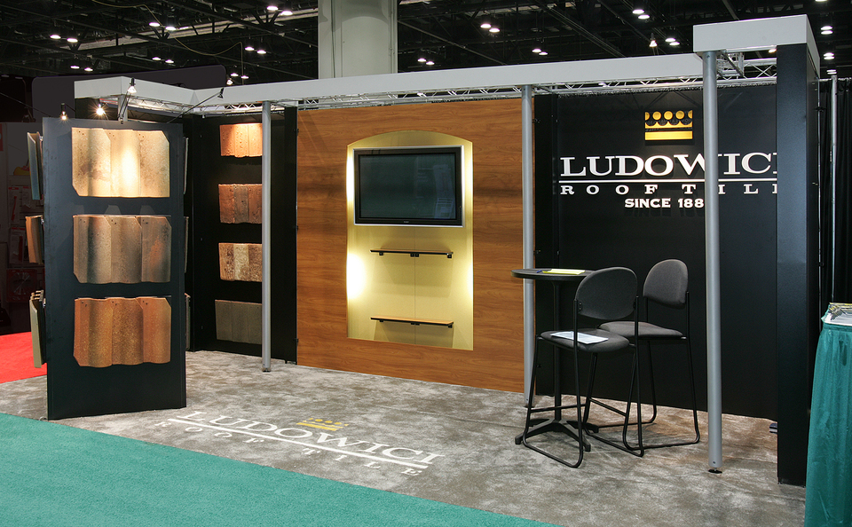 8 tips to better display your products in your trade show booth solutioingenieria Image collections