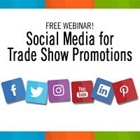 Social Media for Trade Shows Webinar