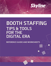 Booth Staffing Tips & Tools Guide