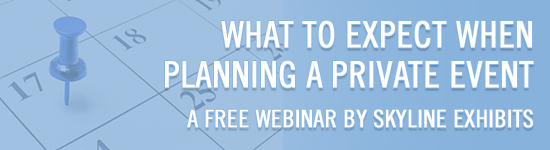 Planning a Private Event Webinar
